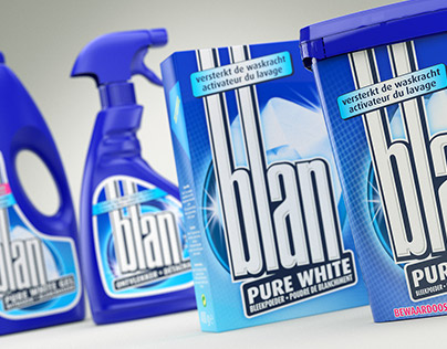 Blan packaging & labeling