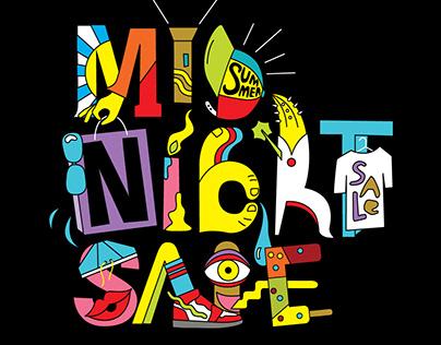 Summer Midnight Sale