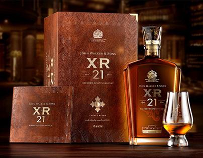 Johnnie Walker X.R 21 Limited Edition