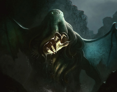 Lovecraft Great Old Ones