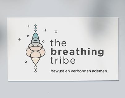 THE BREATHING TRIBE|Visuele identiteit