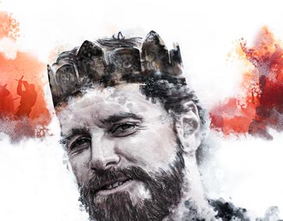 Macbeth Wall Print
