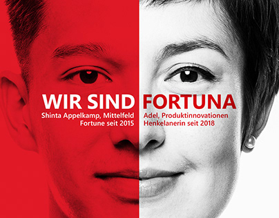 Henkel AG: Partnerkampagne Fortuna Düsseldorf