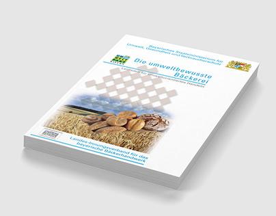 Book design // Bayerisches Staatsministerium für Umwelt