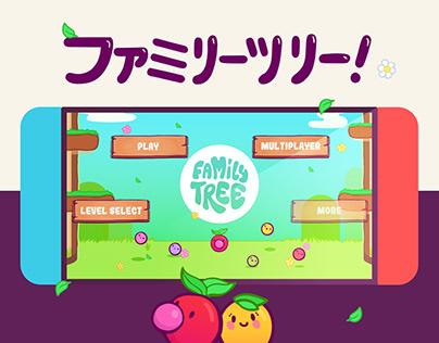 Family Tree   Super sweet game artwork
