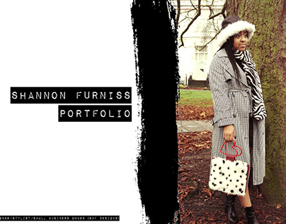 Shannon Furniss Portfolio