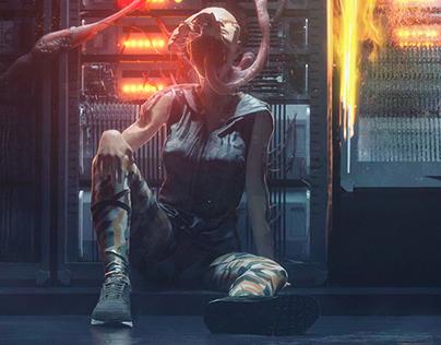 BioHacker - Concept Art