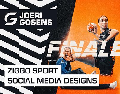 Ziggo Sport - Social media content