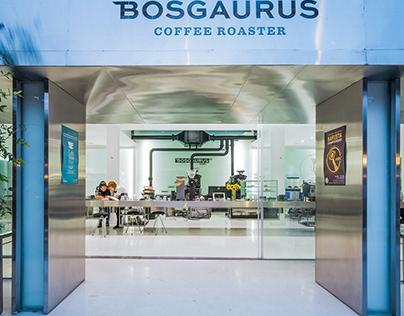 Bosgaurus Coffee Roaster - Renovation - 2015