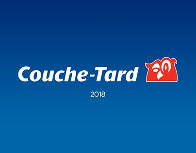 Couche-Tard commandite 2018