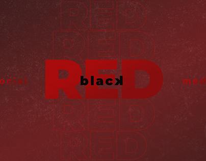Markinho Tatto Studio   Black Red Social Media