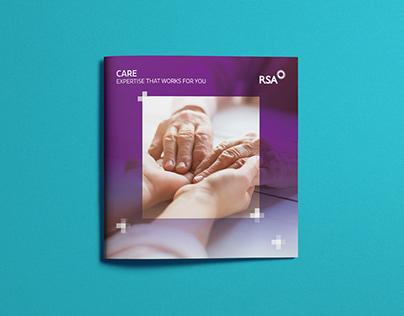 RSA - CARE campaign