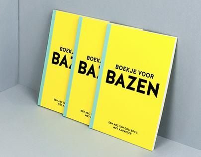 Publication Boekje voor Bazen