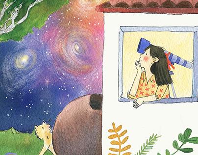"""""""Teresa Ruiz"""" libro ilustrado"""