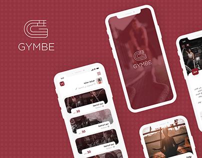GYMBE Mobile application