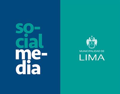 Social Media   Municipalidad de Lima