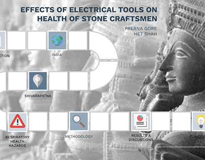 EFFECT OF ELECTRICAL TOOLS ON HEALTH OF STONE CRAFTSMEN