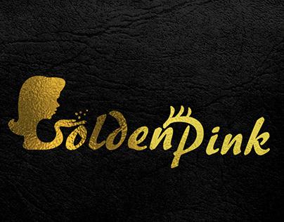 Golden Pink Logo