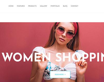 Fashion-Landing Page