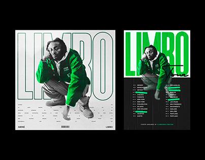 Aminé – Limbo | Album + Poster Artwork