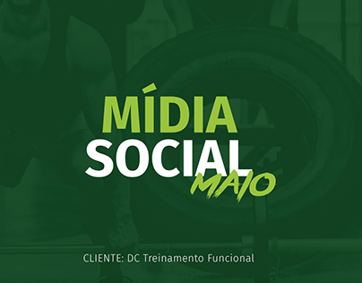 Mídia Social - DeCastro (Maio)
