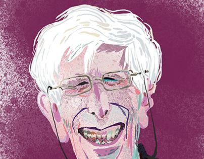 TOMI UNGERER portrait