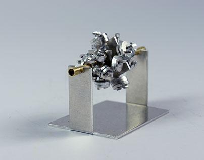 Industrial Design: Metals 1