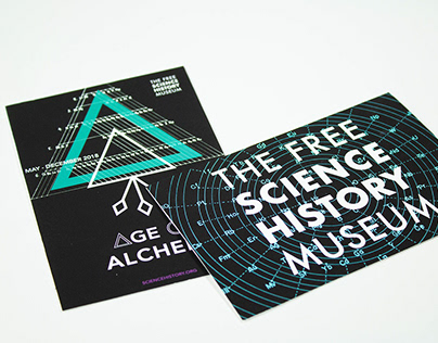 Science History Institute Rebrand