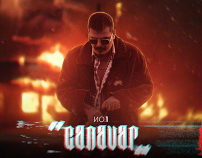 ALBUM COVER | NO.1 CANAVAR