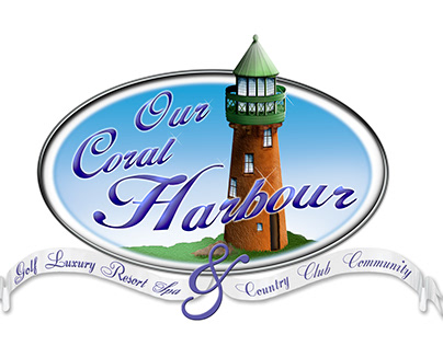 Our Coral Harbor Logo