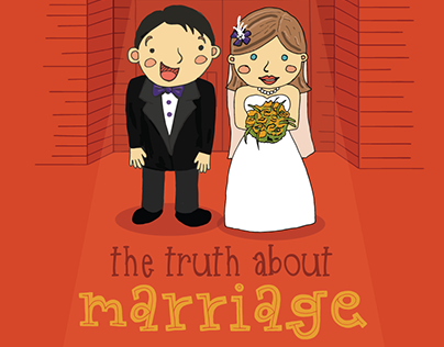 Illustration | The Truth About Marriage