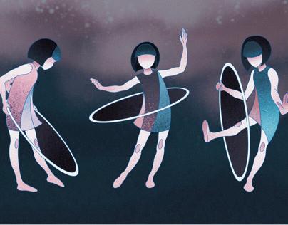 space dance
