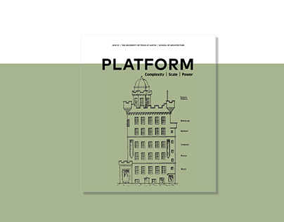 The University of Texas at Austin PLATFORM magazine