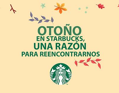Otoño Starbucks