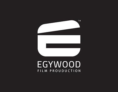 Egywood I اجيوود film prouduction logo v.2 .