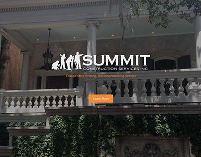 Summit Construction Website