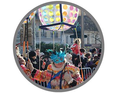 Carnival 2018 Burgundy France