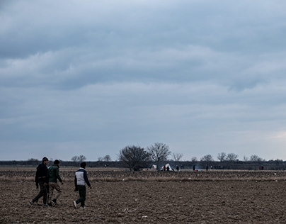 Migrants On The Turkey-Greece Border