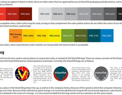 Branding Guide: VisionTek