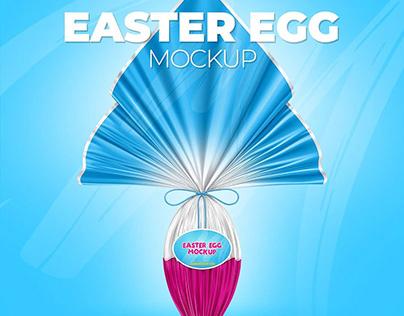 Easter Egg Mockup Mockup Pascoa – Easter Egg Mockup