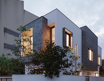HT house  CGI Design: Duy Huynh 893.studio