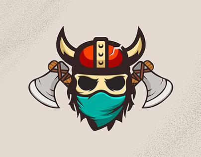 Skeleton Ninja Viking