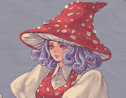 Amanita Witch