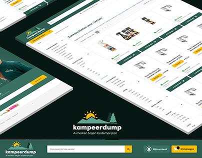 Kampeerdump - BrandCrock GmbH