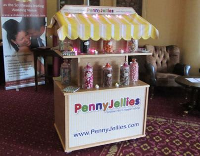 PennyJellies Online Shop & Party Service