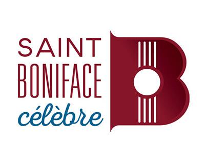 ST-BONIFACE CÉLÉBRE BRANDING