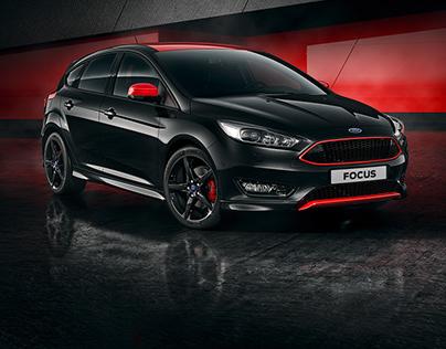 "Ford Focus Sport ""Red & Black"""