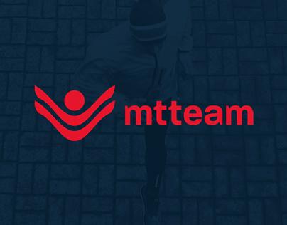 MT Team Treinamento . Identidade Visual