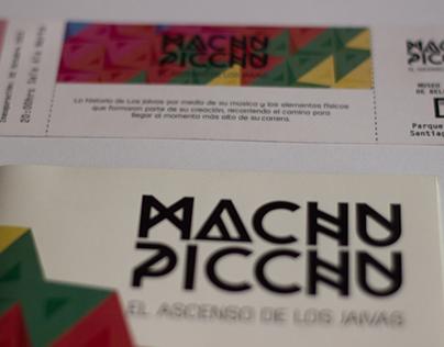 Machu Picchu: El ascenso de Los Jaivas