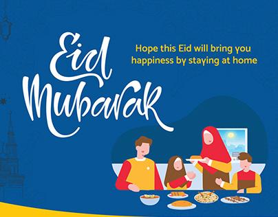 Eid Mubarak 2020